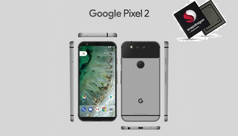Google Pixel 2 , Pixel XL 2 will be sporting SPANDRAGON 836 SoC  launching on October 5 , this year
