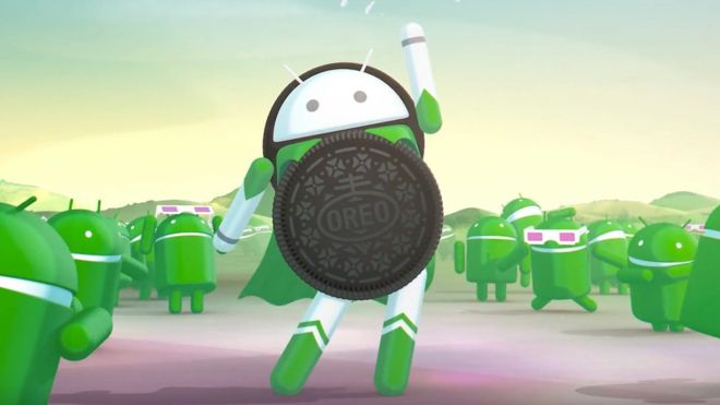 Android Oreo released by Google , Android Mobile Operation System