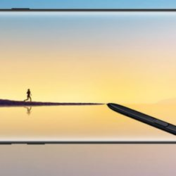 Samsung Galaxy Note 8 : The Largest Galaxy Smartphone Now