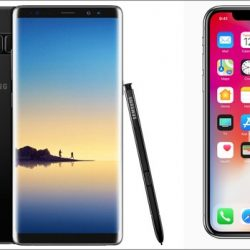Reasons Why the Samsung Galaxy Note 8 is better than the iPhone X