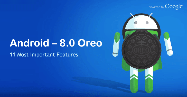 Android Oreo 8.0 Features Benefits & Specifications