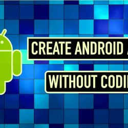 Make Android Apps Without Coding