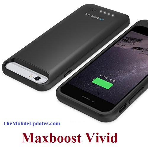 Maxboost Vivid iPhone Battery Case: Power Up Your iPhone In Style