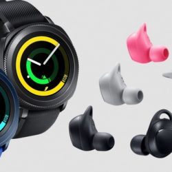 Samsung gear sport and gear iconx 2018:  prices, speficcations and release dates