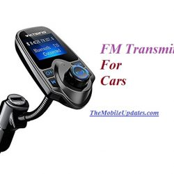 Best fm transmitter : Best wireless  bluetooth fm transmitter for car and transmitter apps for ios and android