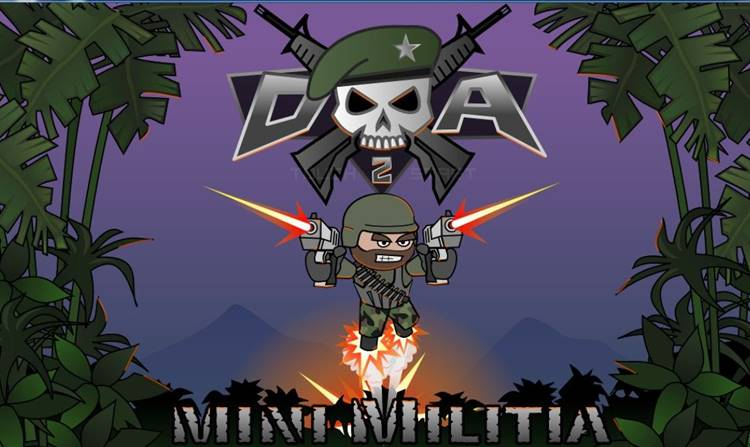 Download Latest Version of Doodle Army 2: Mini Militia For Android Action Game
