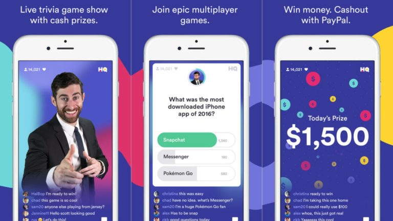 HQ Trivia,biggest iPhone Game of 2017,Coming To Android This Christmas