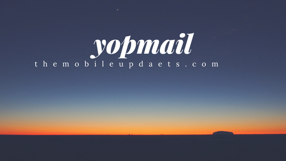 10 Best Yopmail Alternatives (Better Than Yopmail) Temporary Email Generator