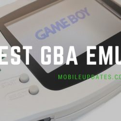 The 6 best GBA emulators that you can get for your Android!