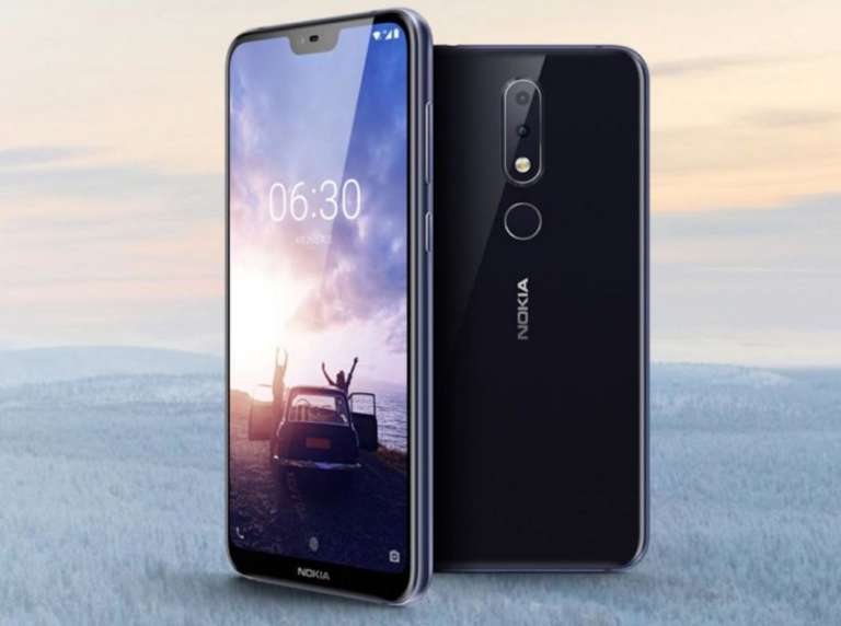 Nokia 6.1 Plus Gets Pro Camera Mode & Notch Hiding Option With Android Pie Update