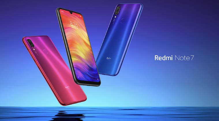 Redmi Note 7 Protects Water Damage Using Watertight Seals