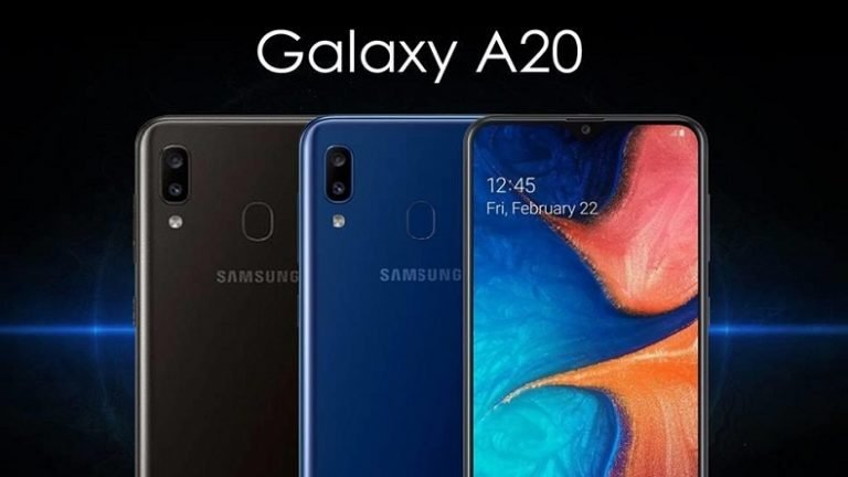 Samsung Galaxy A20 launched in India! All Details Here!