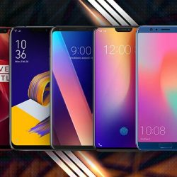Best 5 Smartphones To Buy Above 40K In April 2K19!