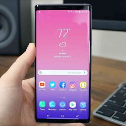 Samsung may DITCH Physical buttons in Note 10!