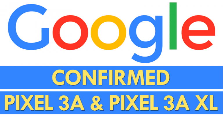 Google Store website confirms existence of Pixel 3a and Pixel 3a XL!